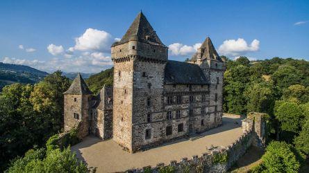Château de Mesilhac, Cantal