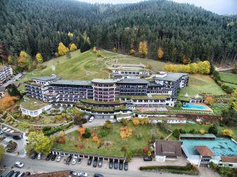Complexe hôtelier, Traube Tonbach, Baiersbronn, Allemagne