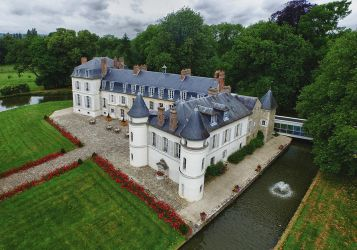 Château Saint just, Oise