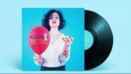Making off du clip TIC TAC de la chanteuse ALEX OHEN