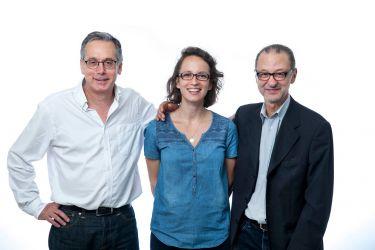Photographie de portraits de groupe pour site internet.
