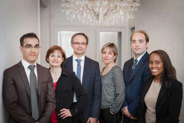 Photographie Corporate de l'équipe du Cabinet d'expert comptable SOREGOR