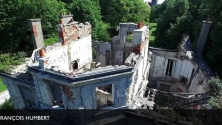 Drone cr ation artistique delicatessen - La villa c une creation du studio guilhem guilhem ...